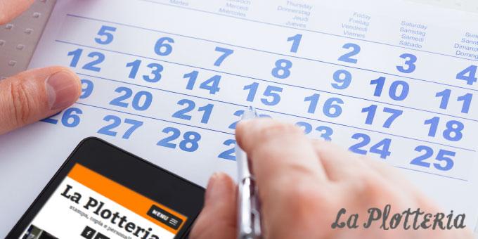 Calendario 2020 Mensile Da Stampare.Calendari 2020 La Plotteria